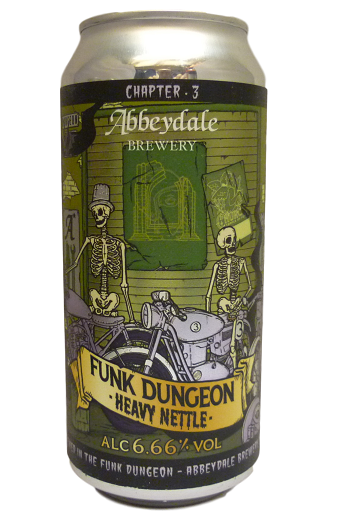 Abbeydale Funk Dungeon Heavy Nettle
