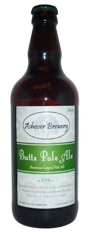 Ashover Butts Pale Ale