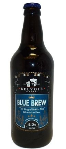 Belvoir The Blue Brew