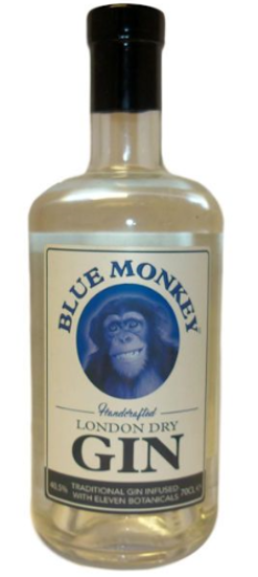 Blue Monkey London Dry Gin