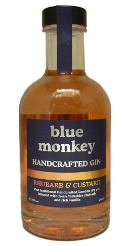 Blue Monkey Rhubarb and Custard 20cl