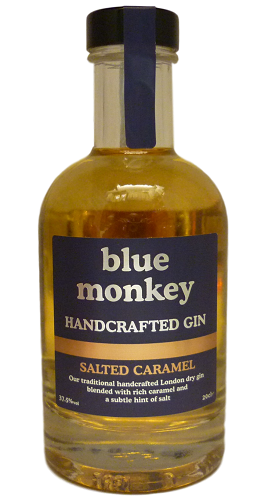 Blue Monkey Salted Caramel Gin 20cl