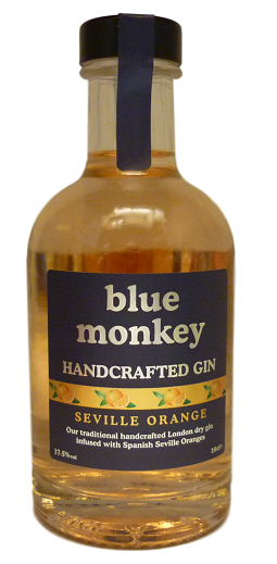 Blue Monkey Seville Orange Gin 20cl