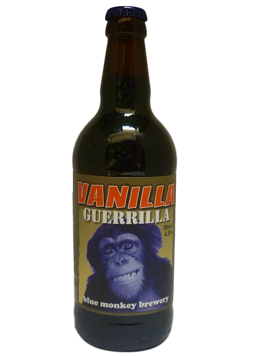 Blue Monkey Vanilla Guerrilla