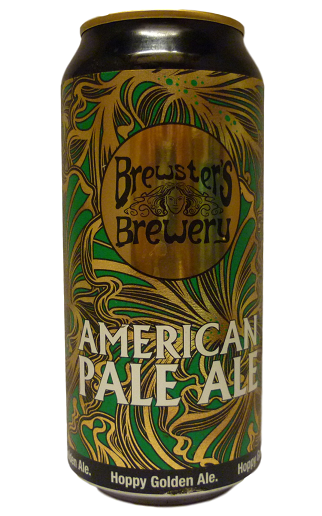 Brewster's American Pale Ale