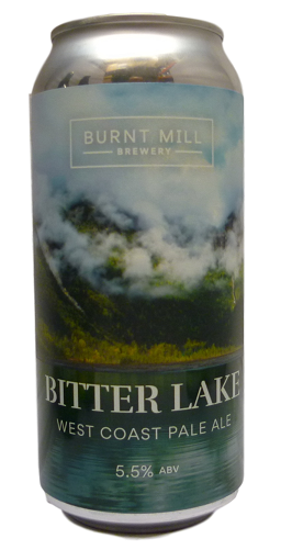 Burnt Mill Bitter Lake