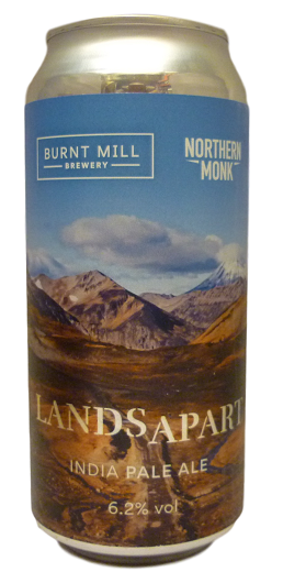 Burnt Mill x Northern Monk Lands Apart