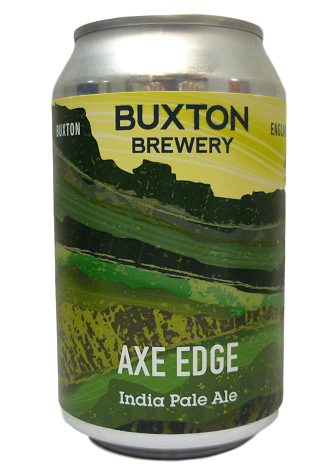 Buxton Axe Edge Can