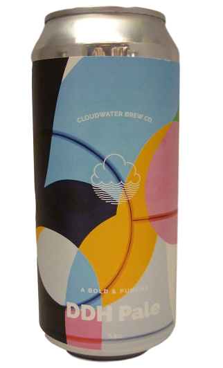 Cloudwater DDH Pale