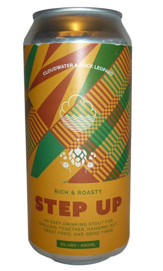 Cloudwater x Rock Leopard Step Up