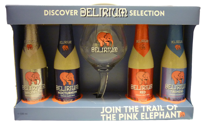 Delirium Discovery Selection
