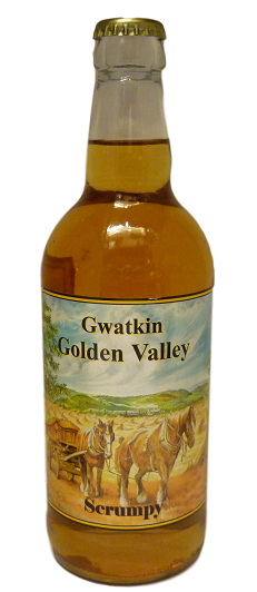 Gwatkins Golden Valley Scrumpy