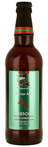 Hobsons Manor Ale