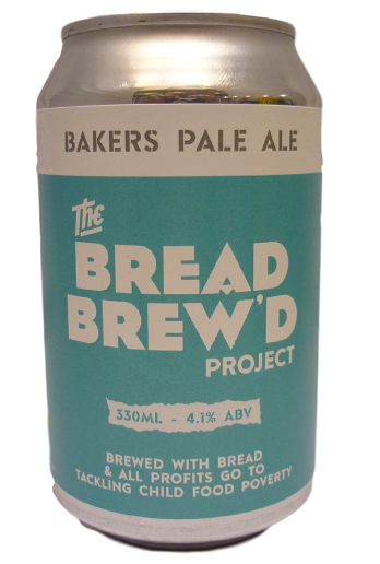 Magpie / The Bread Brew'd Project Bakers Pale Ale