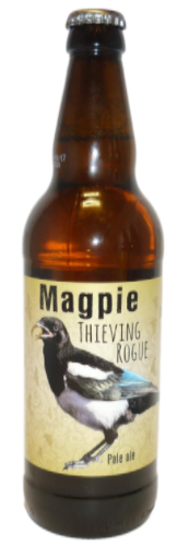 Magpie Theiving Rogue