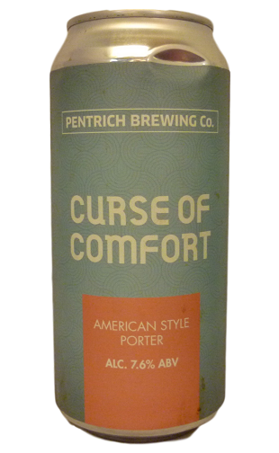 Pentrich Brewing Curse of Comfort