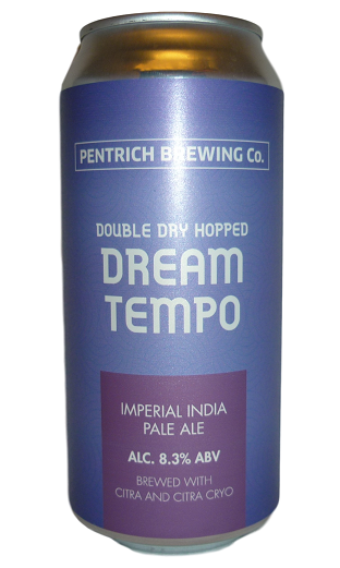 Pentrich Double Dry Hopped Dream Tempo