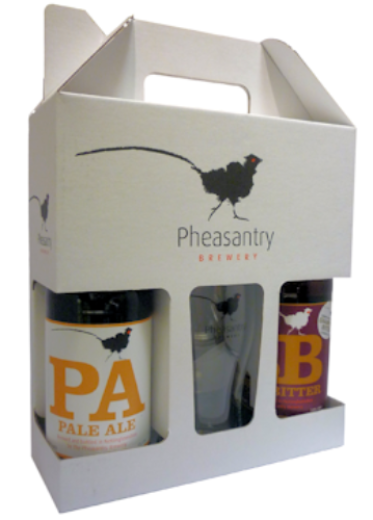 Pheasantry Brewery Gift Set