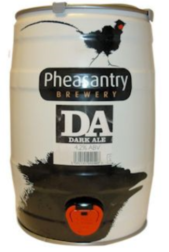 Pheasantry Dark Ale Mini Keg