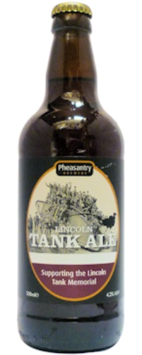 Pheasantry Lincoln Tank Ale