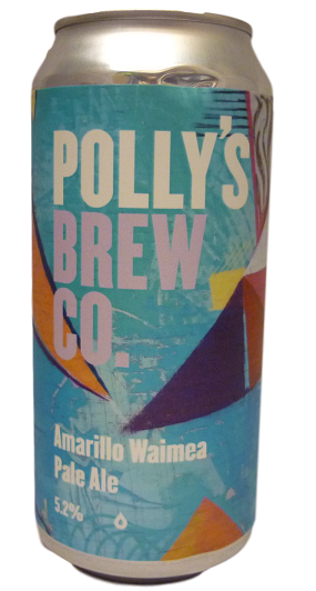 Polly's Brew Co Amarillo Waimea Pale Ale