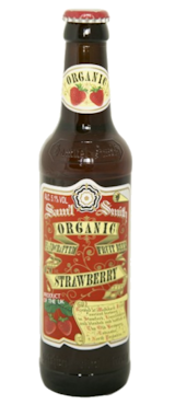 Sam Smiths Organic Strawberry Fruit Beer