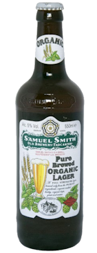 Sam Smiths Pure Brewed Organic Lager
