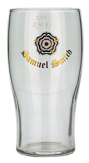 Samuel Smiths Glass