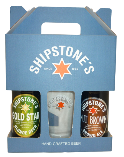 Shipstone's Brewery Gift pack