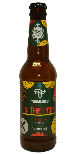 Thornbridge Tramlines In the Park