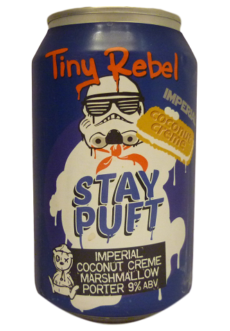 Tiny Rebel Imperial Coconut Creme Stay Puft