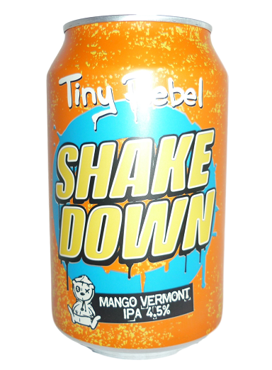 Tiny Rebel Shakedown