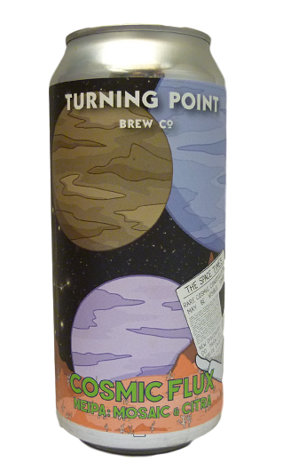 Turning Point Cosmic Flux