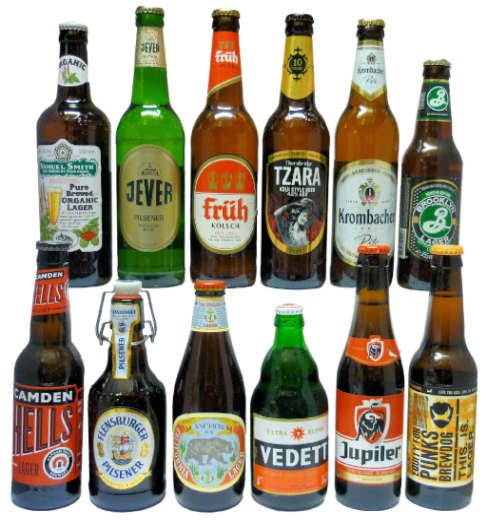 World Lager Selection